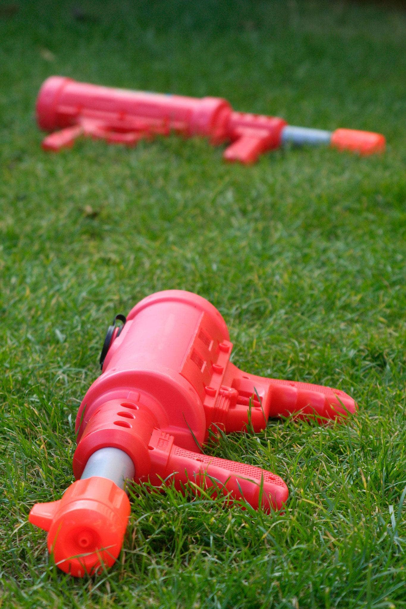 Water pistols can annoy liberals who are trying to keep their homes gun-free