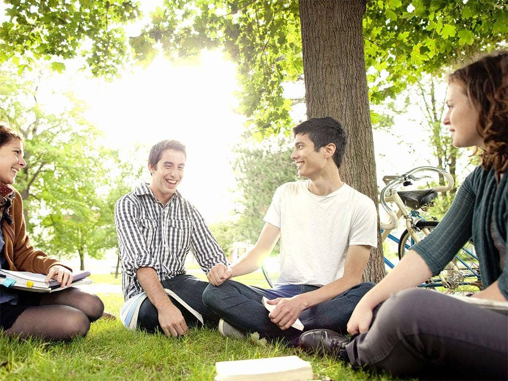 Group therapy: Welcome Weeks give freshers a chance to make new friends