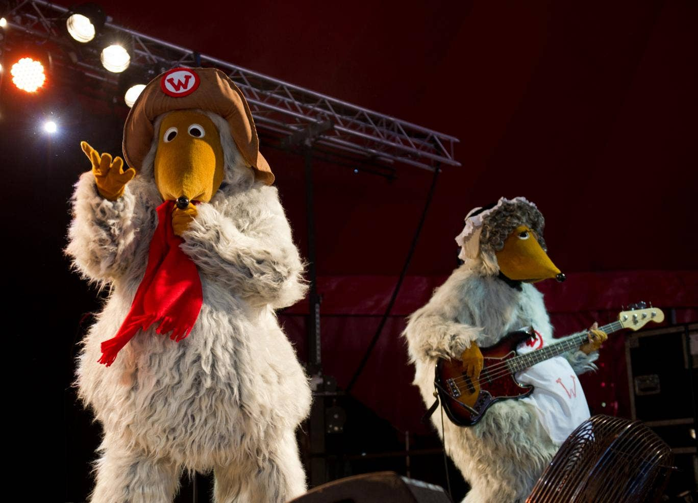 The Wombles of Wimbledon are making their big screen debut