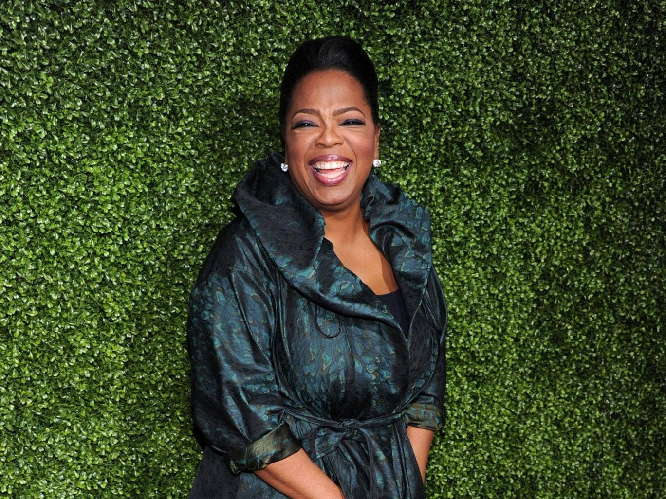 Oprah Winfrey said she was victimised at the Trois Pommes boutique in Zurich. The store's owner Trudie Goetz has apologised