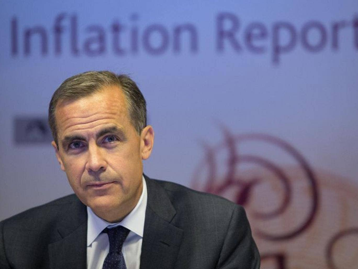 Mark Carney's predictions may change faster than he could imagine in the UK with its economic weather
