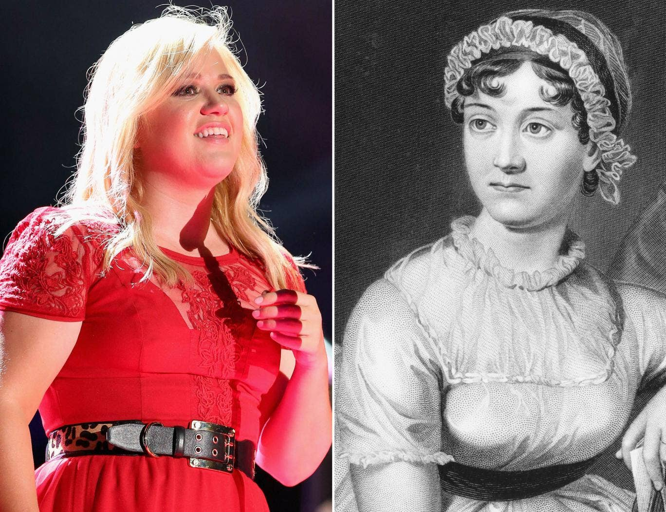 Kelly Clarkson shelled out £152,450 for Jane Austen's ring