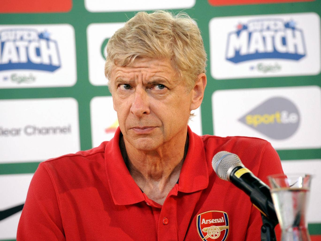 Arsene Wenger has promised Arsenal fans that the club will remain active until the end of the transfer window
