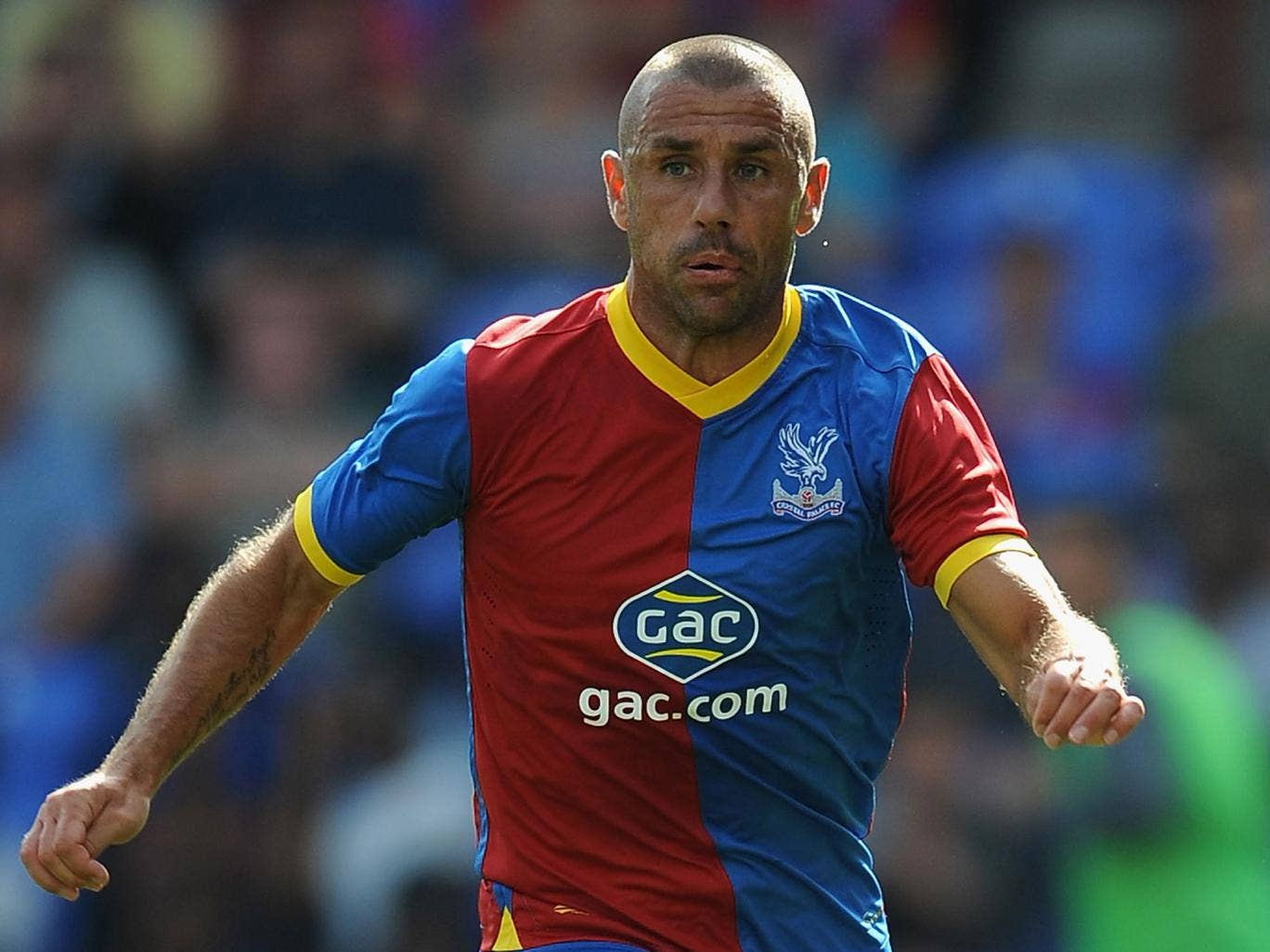 Kevin Phillips, 40, is set to feature for Crystal Palace this season