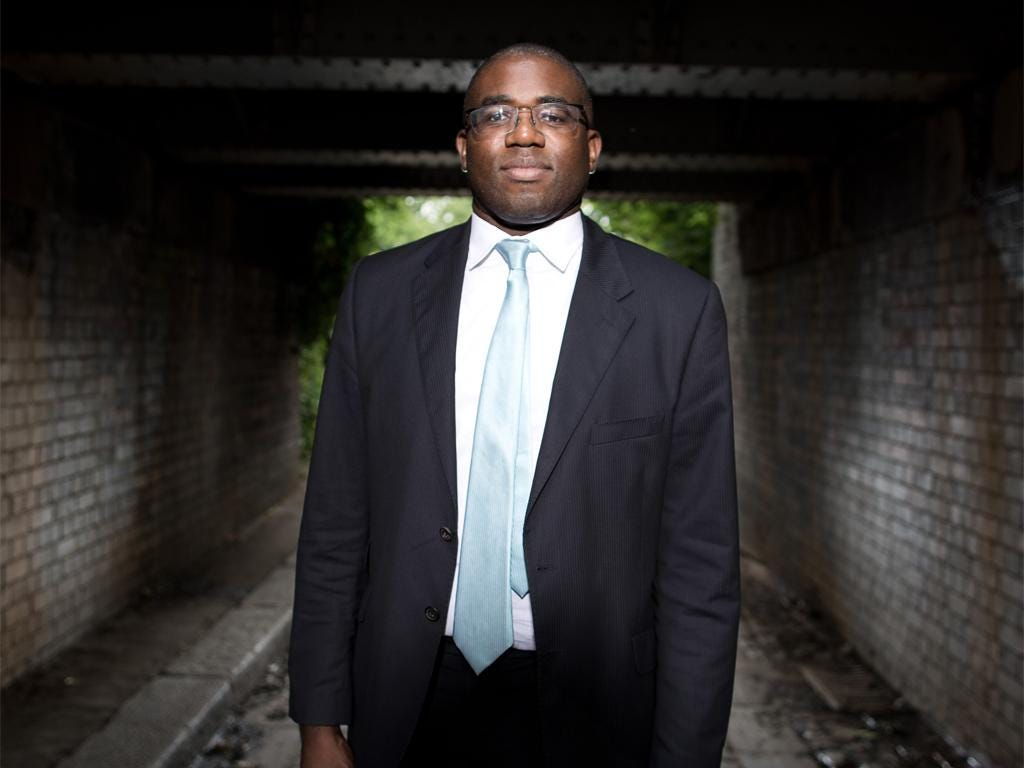 Labour party sources suggest that David Lammy is open about his ambitions for the job of Mayor of London