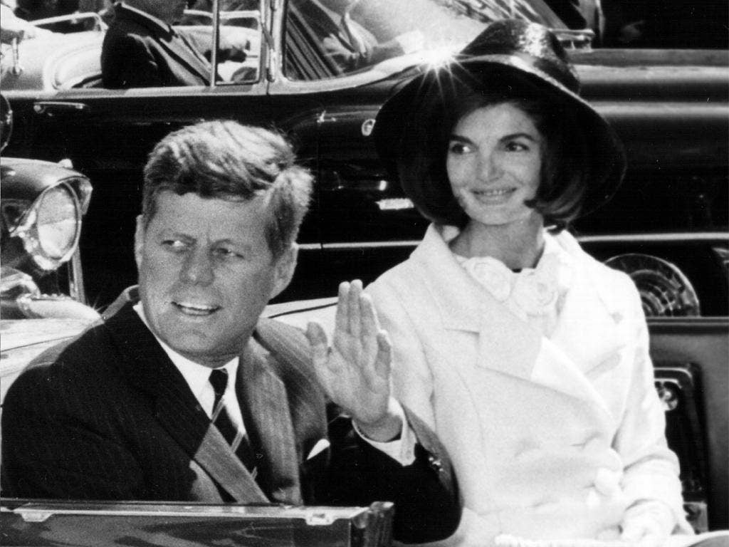 In a startling theory contained in a new book by author James Swanson the younger brother of John F. Kennedy may have stolen the late president's brain from the National Archives.
