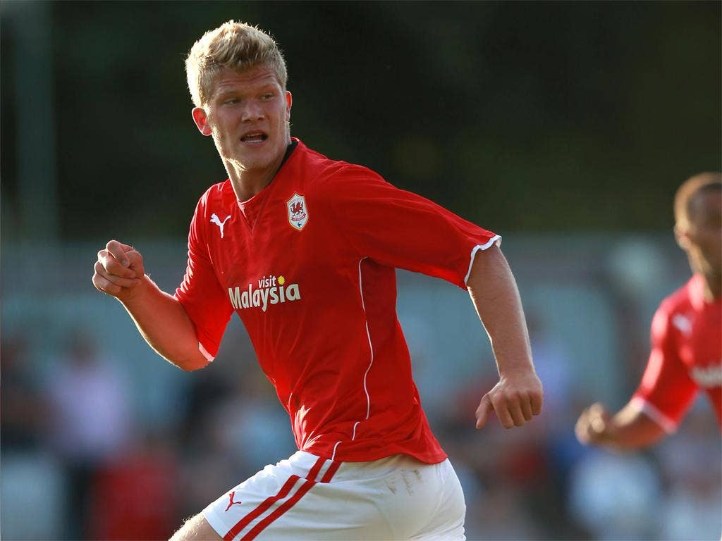 <p>Andreas Cornelius (FC Copenhagen to Cardiff City)</p> <p>Fee: £8.5m. Age: 20. Nationality: Danish. Position: Forward.</p> <p>Has been eclipsed by the signings of Gary Medel and Steven Caulker but was a club-record buy at the time – doubling their outla