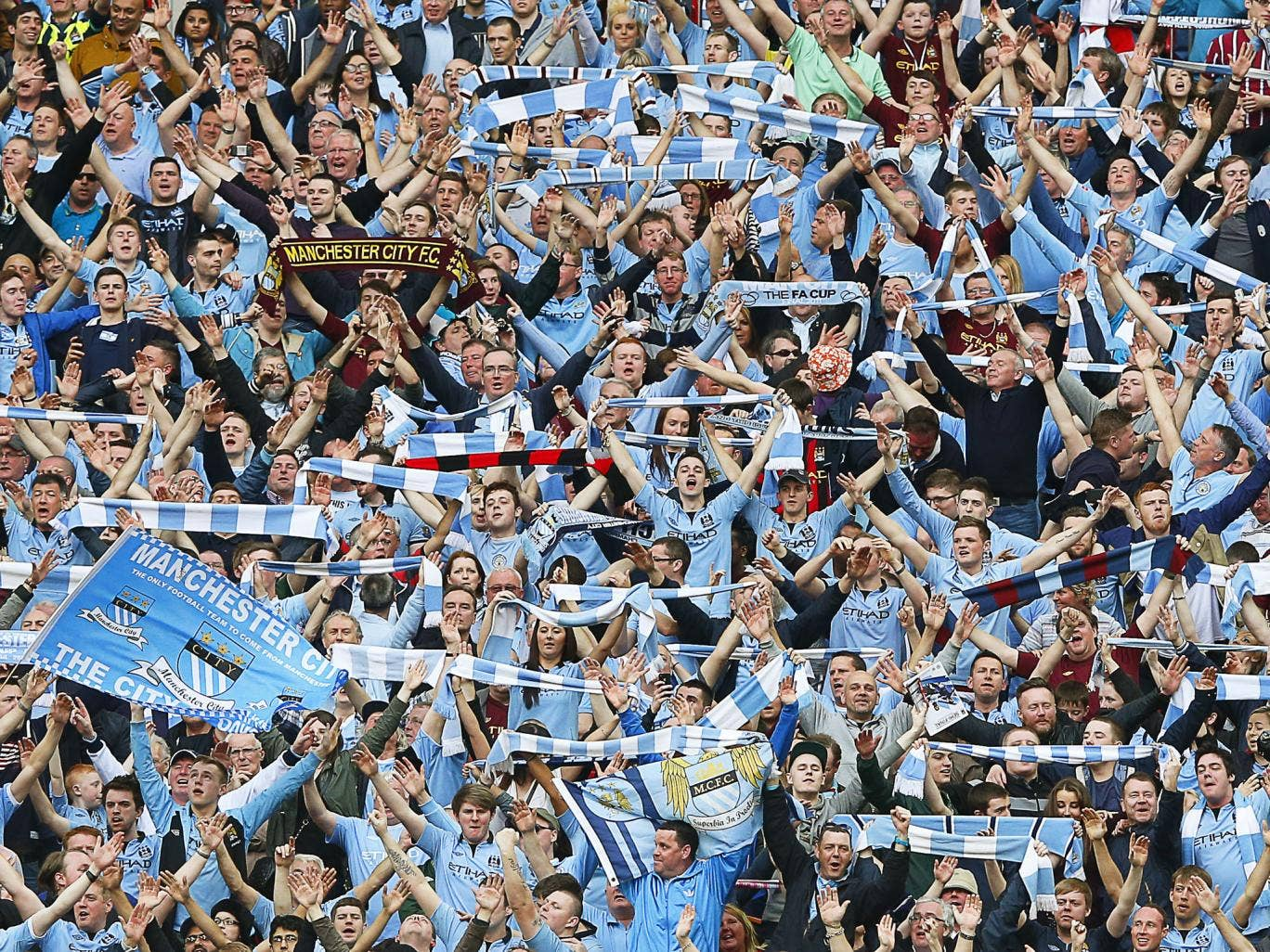 Manchester City fans have started a petition against Viagogo