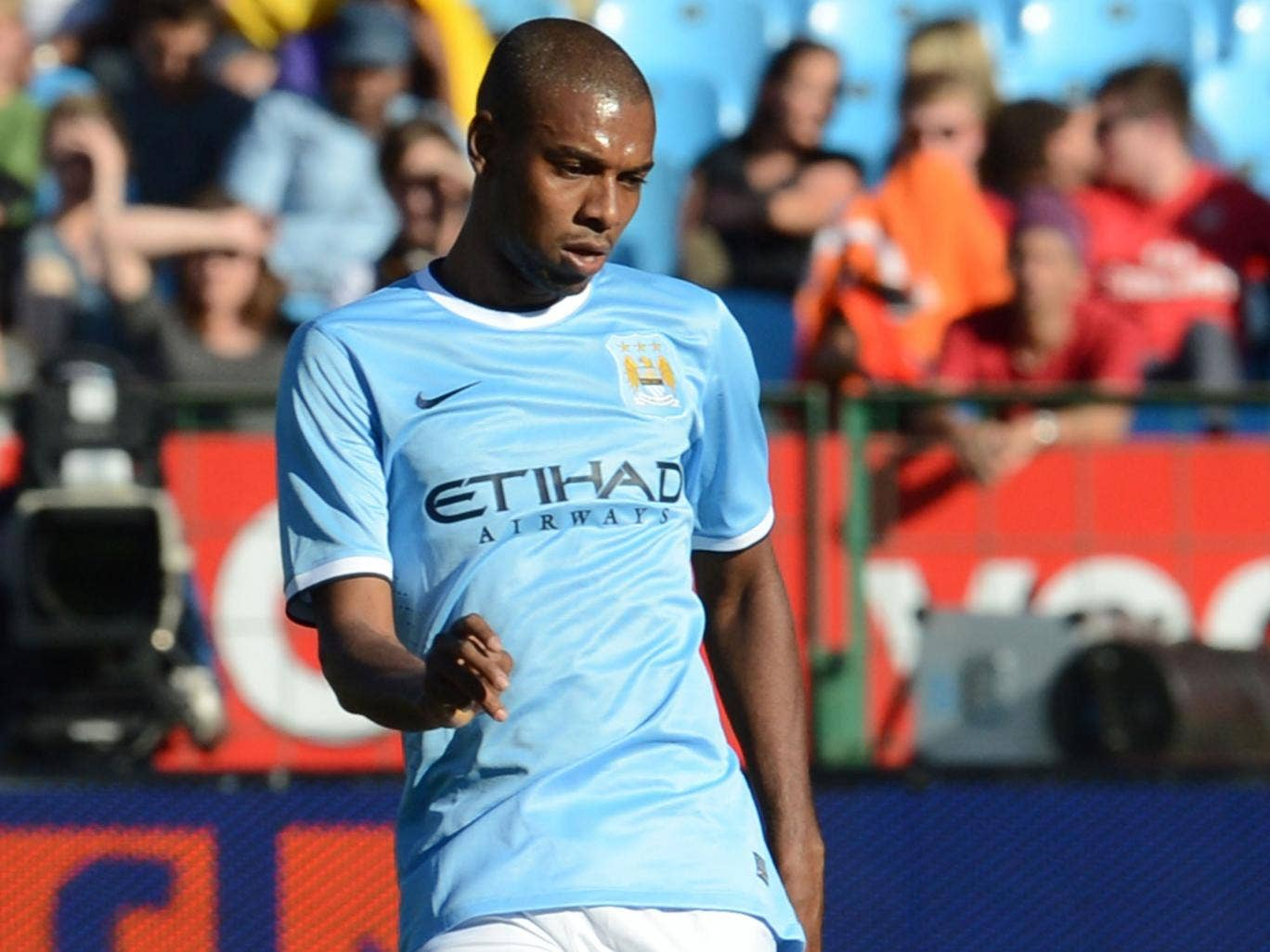 After eight years playing in Ukraine, Fernandinho has gained a reputation for consistency
