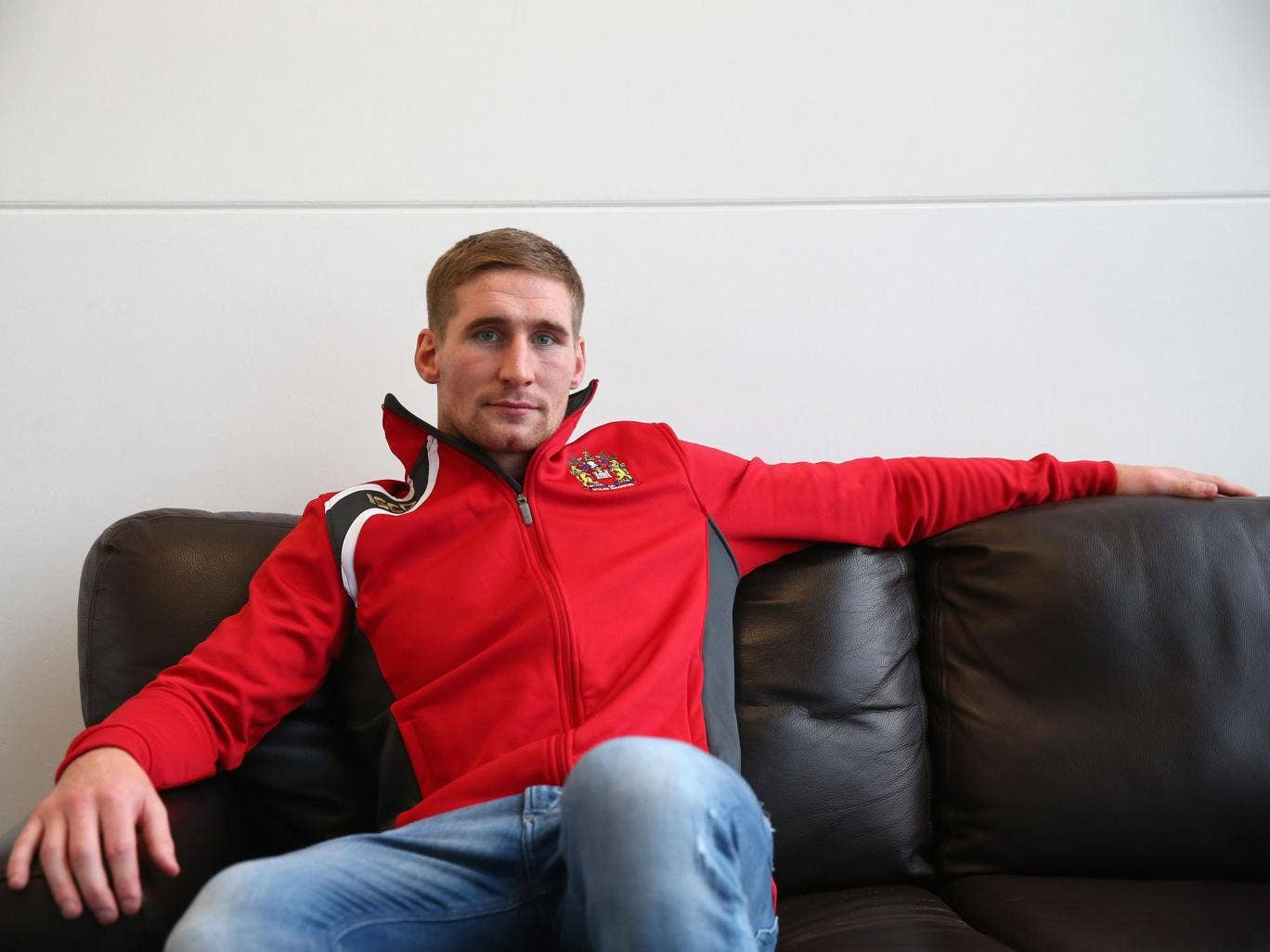 Hot seat: Wigan have become reliant on Sam Tomkins who will be a key figure in Saturday's Challenge Cup final