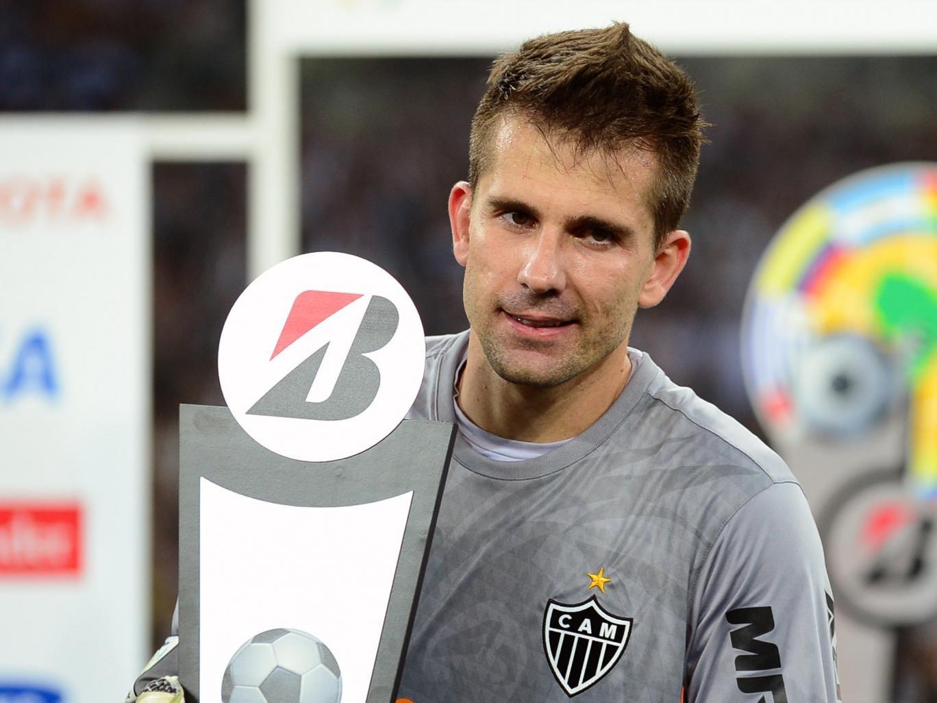 Atletico Mineiro goalkeeper Victor