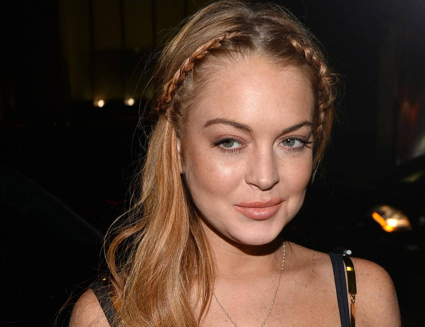 "Lindsay Lohan vowed to stay ""present and clear-headed and focused"""