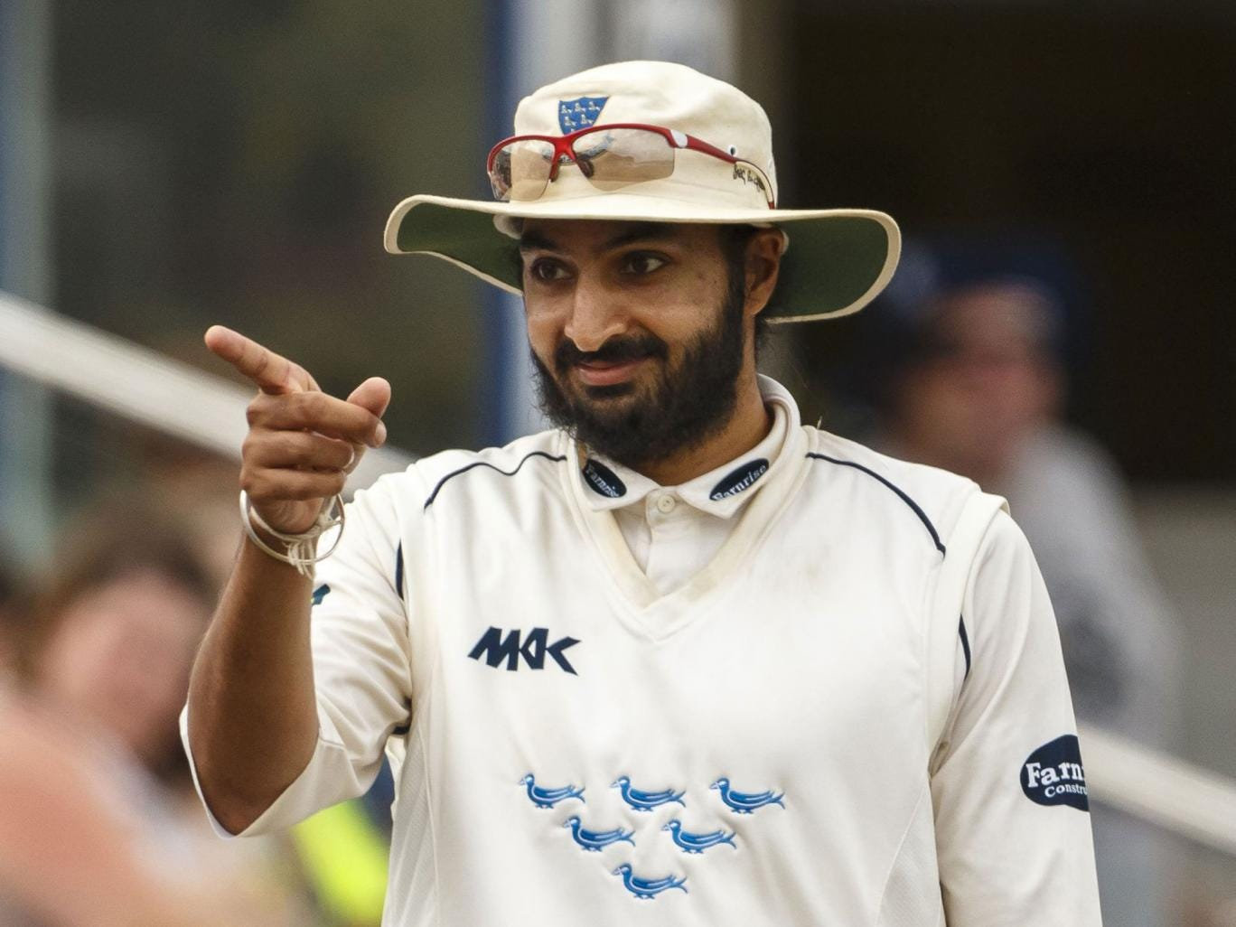Monty Panesar still harbours an ambition to be the world's best