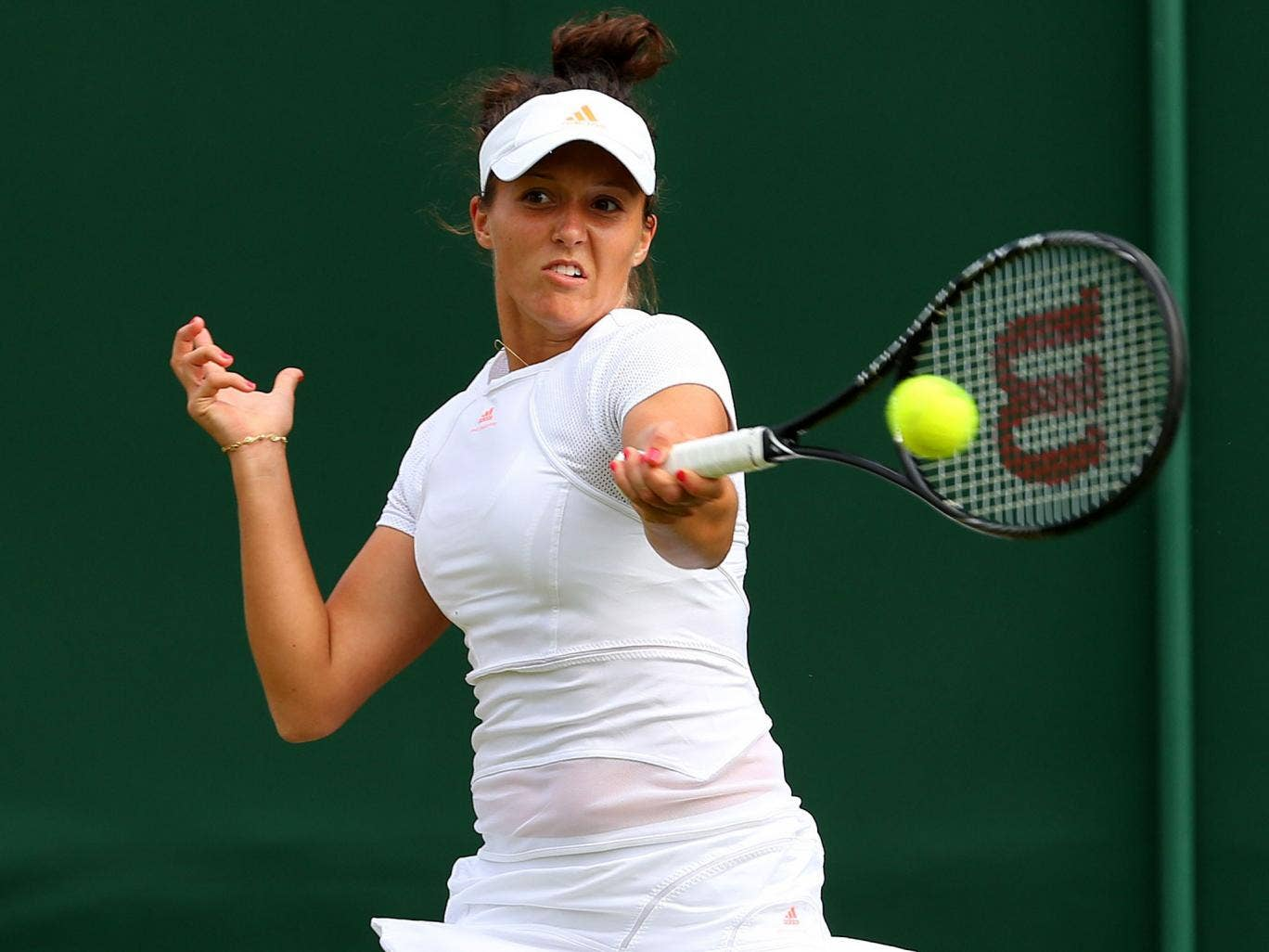 Laura Robson will be seeded at a Grand Slam tournament for the first time
