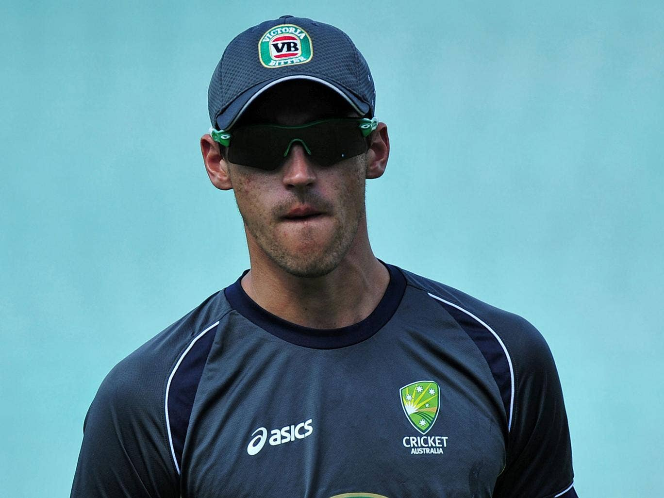 Mitchell Starc: The fast bowler was recalled by Australia for the second time in the Ashes series