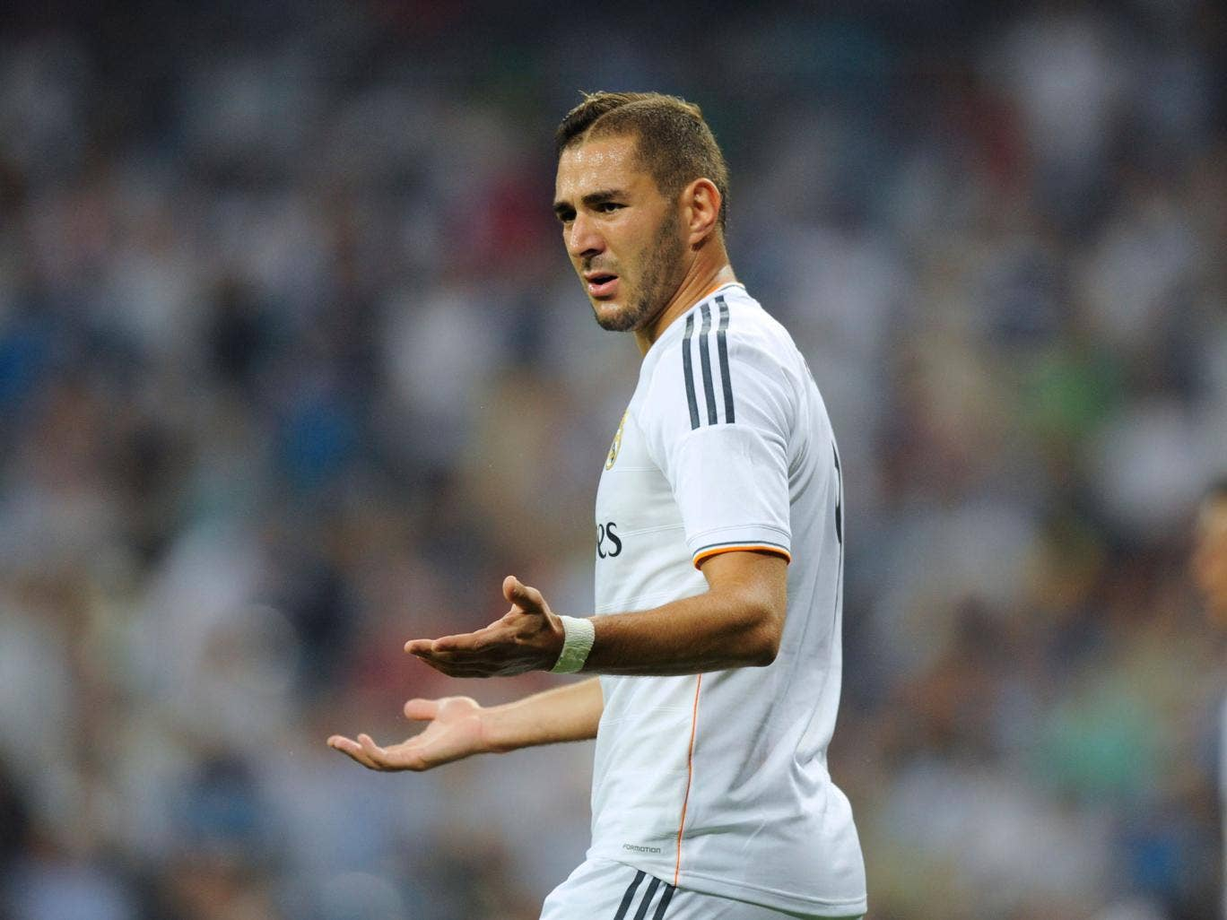 Karim Benzema could be the subject of a bid from Arsenal