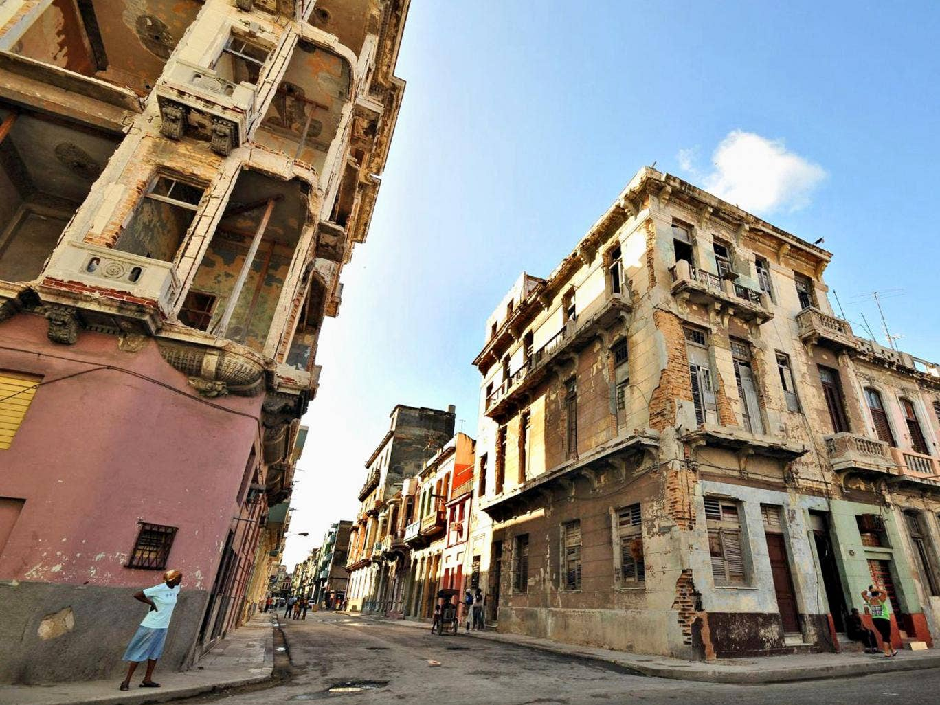 Cuba (not so) libre: a night out in Havana went awry for the actress
