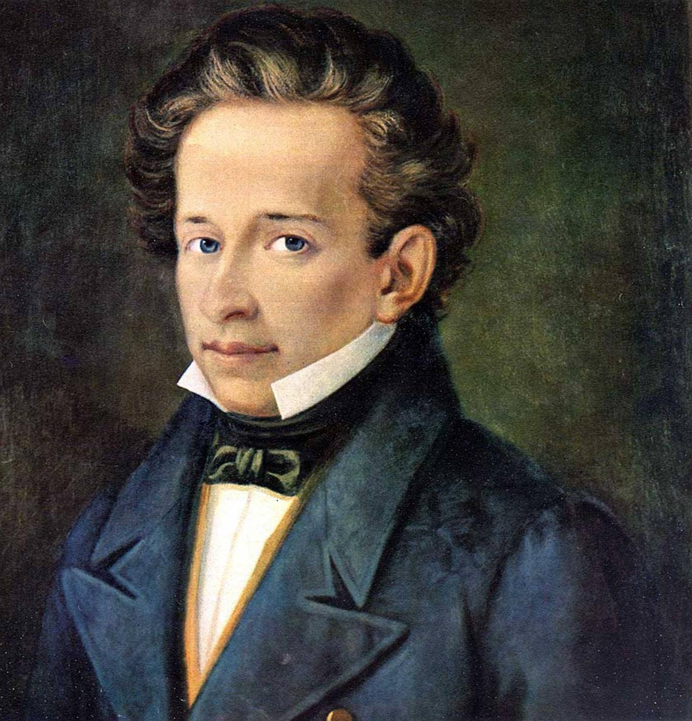 The loss of happiness: Giacomo Leopardi