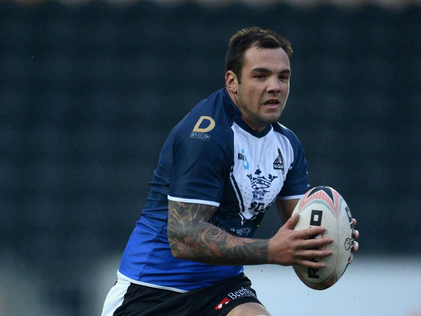 Hull's Jason Crookes has recovered in time to play