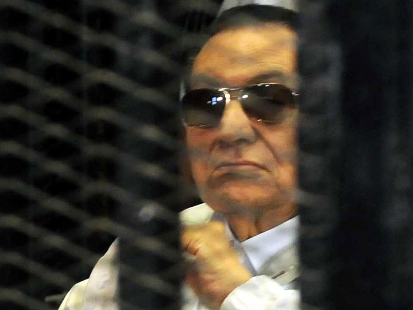 Hosni Mubarak has been sentenced to three years in jail
