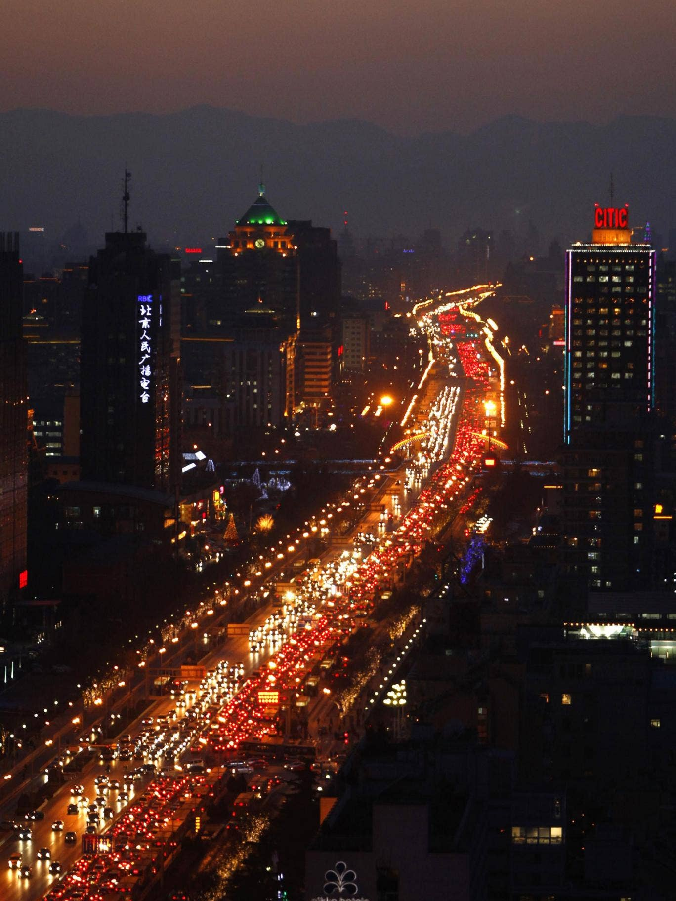 China's spike in car ownership has led to restrictions