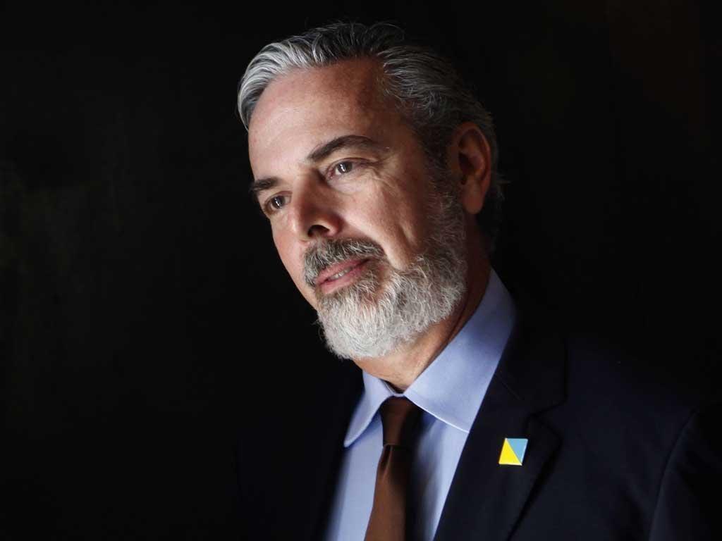 Brazilian Foreign Minister Antonio Patriota