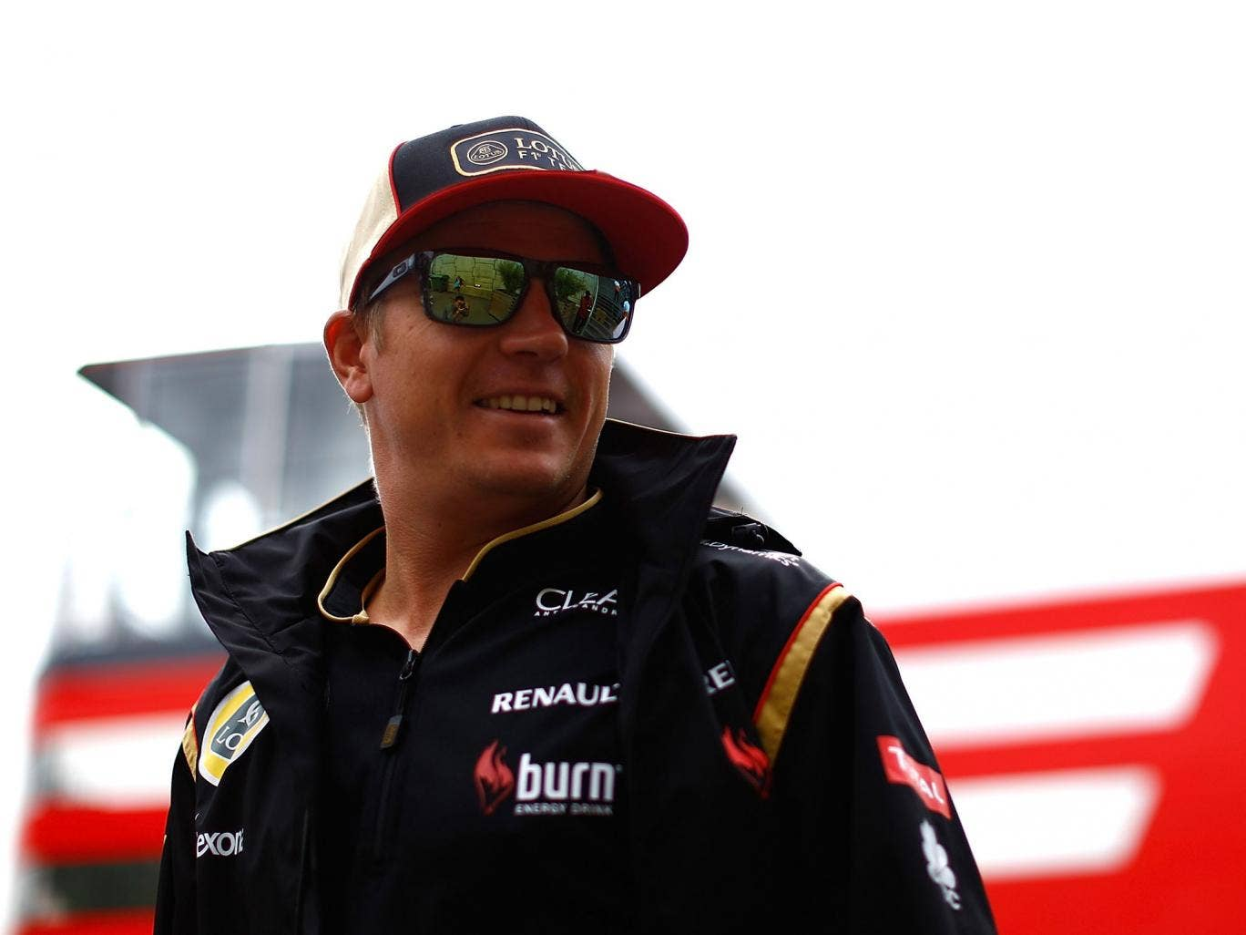 Martin Whitmarsh, has hinted he may yet make a move for Kimi Raikkonen (pictured) after failing to sign him last year