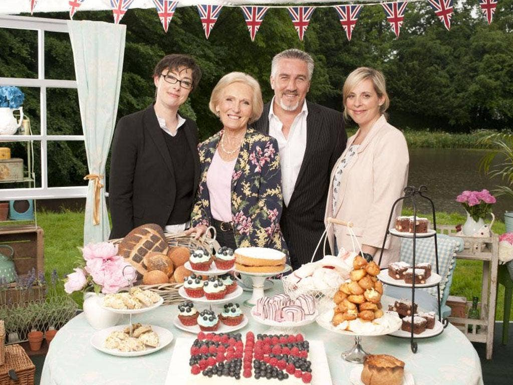 Arsenal won their game but lost the TV battle to 'The Great British Bake Off' on at the same time