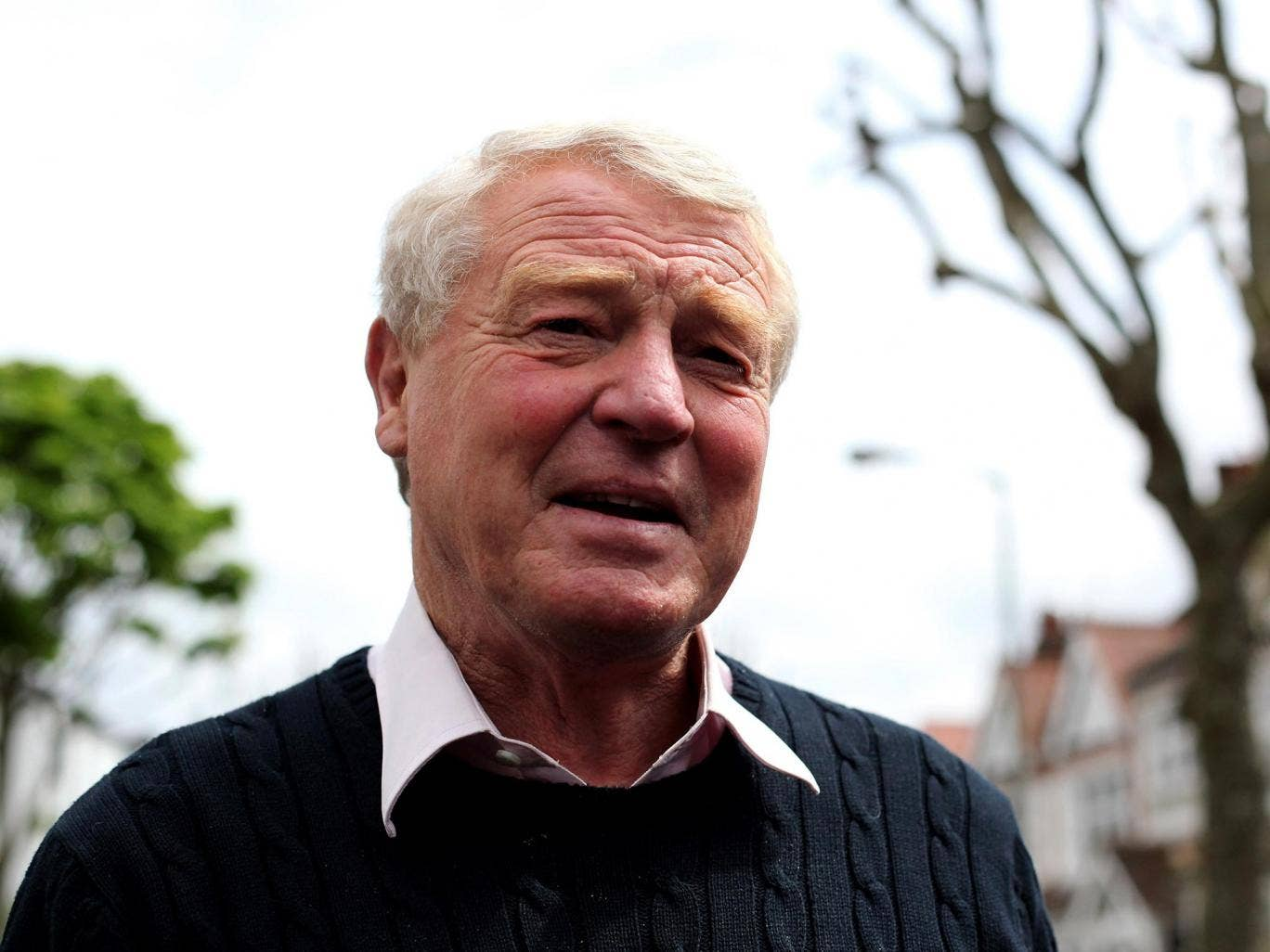 Former Liberal Democrat party leader, Paddy Ashdown