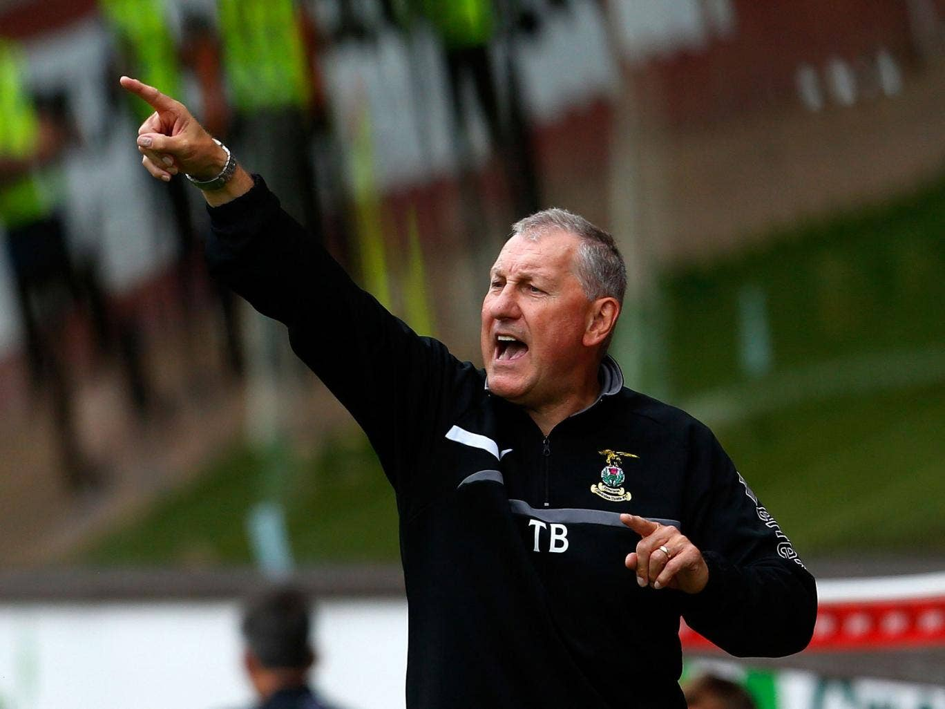 Terry Butcher's Inverness Caledonian Thistle are the early-season pacesetters in the Scottish Premier League