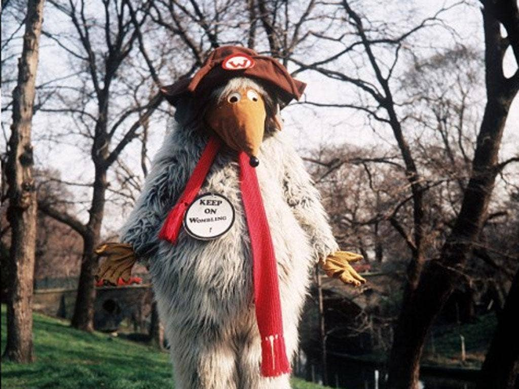 Wombles creator Mike Batt was asked about life after a big success