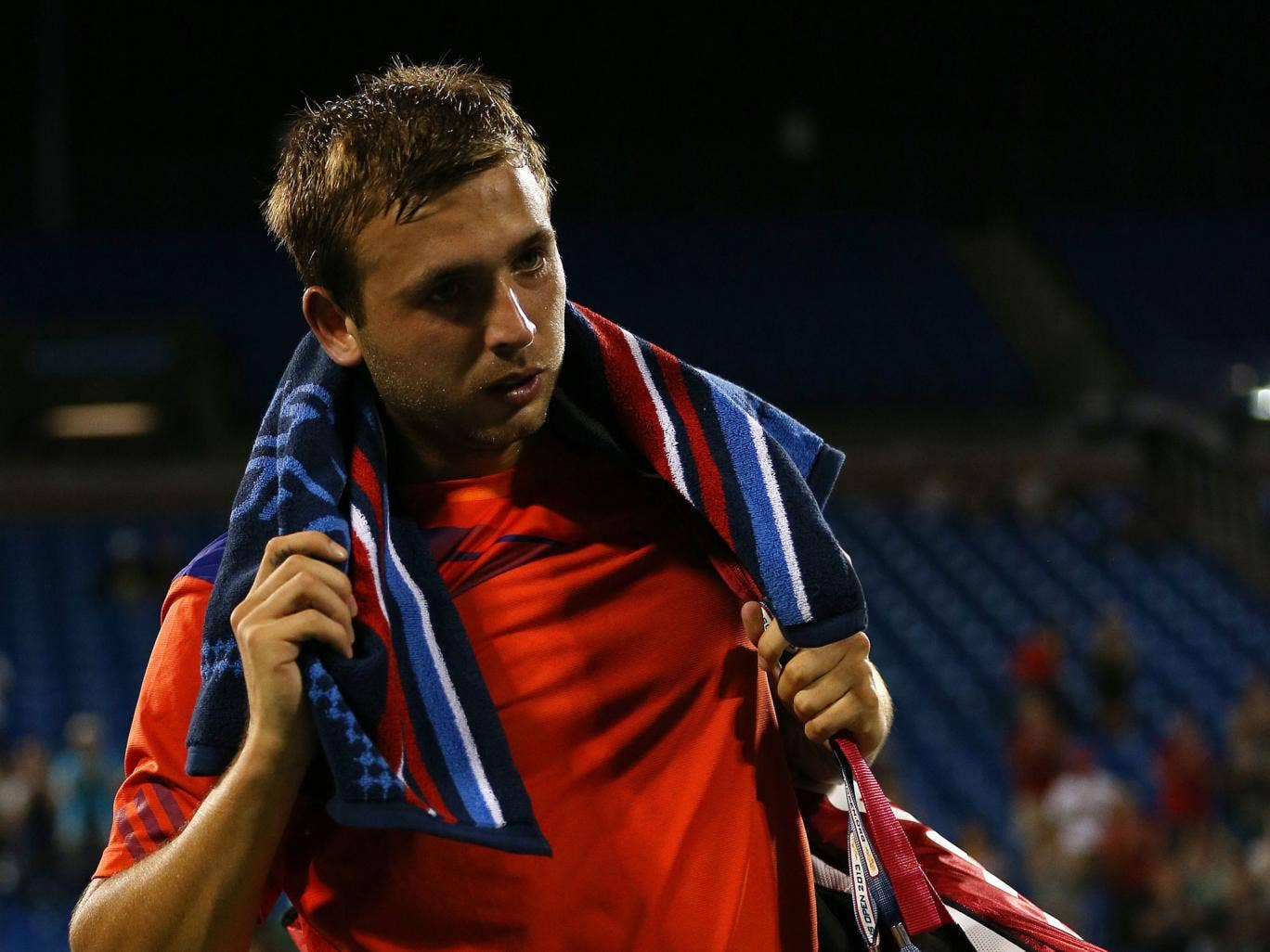 Dan Evans is expected to climb the rankings after his success