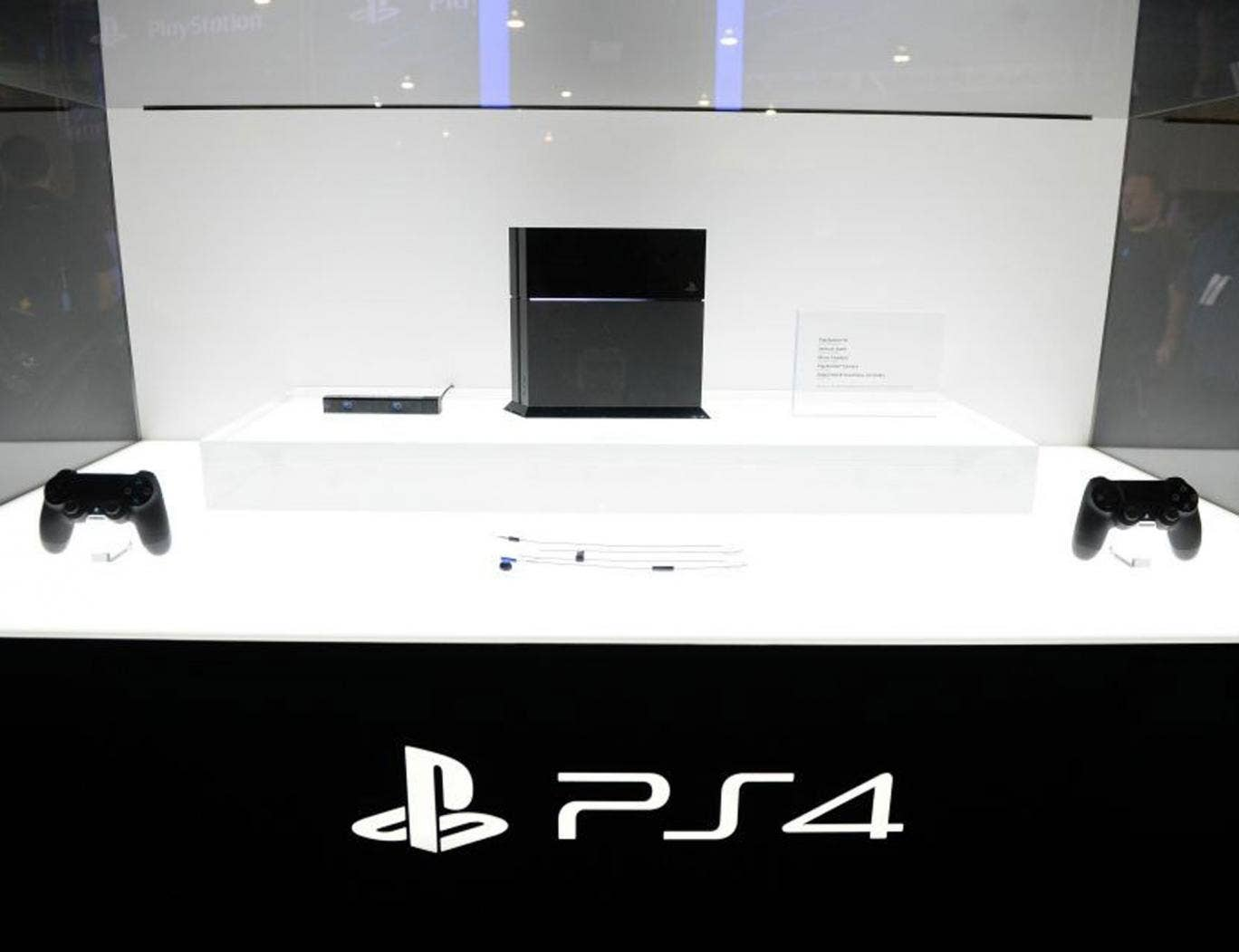 Sony Computer Entertainment make the Playstation consoles