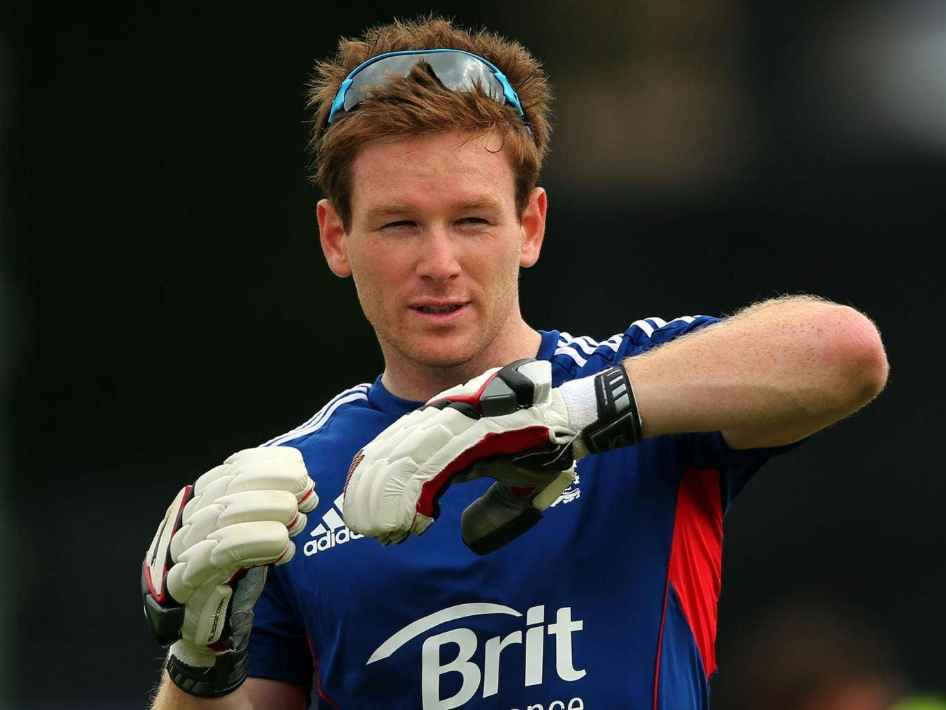 Eoin Morgan will captain England's one-day side in Ireland