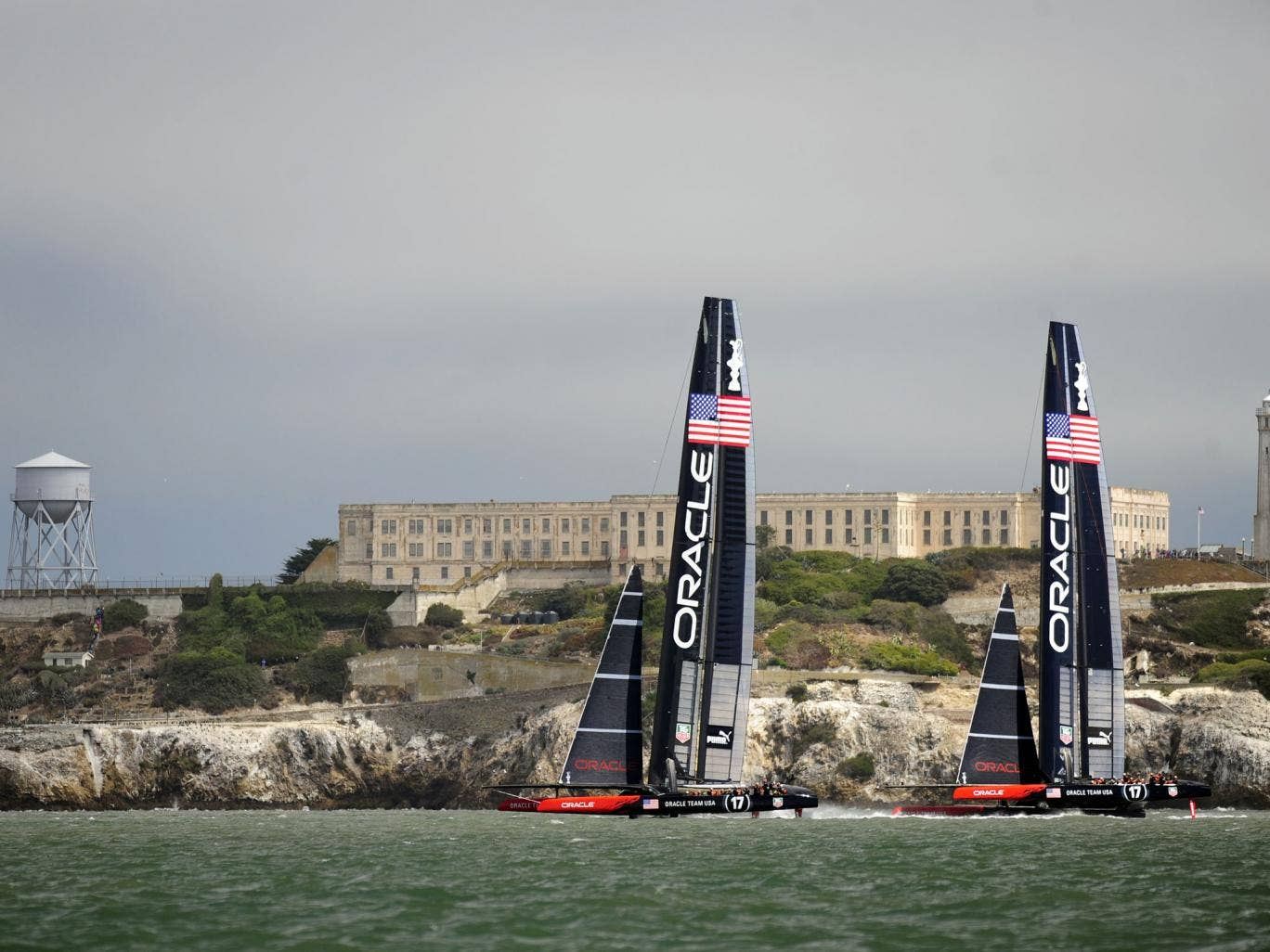 As the new holder Oracle has the job of organising what will be the 34th defence of a trophy