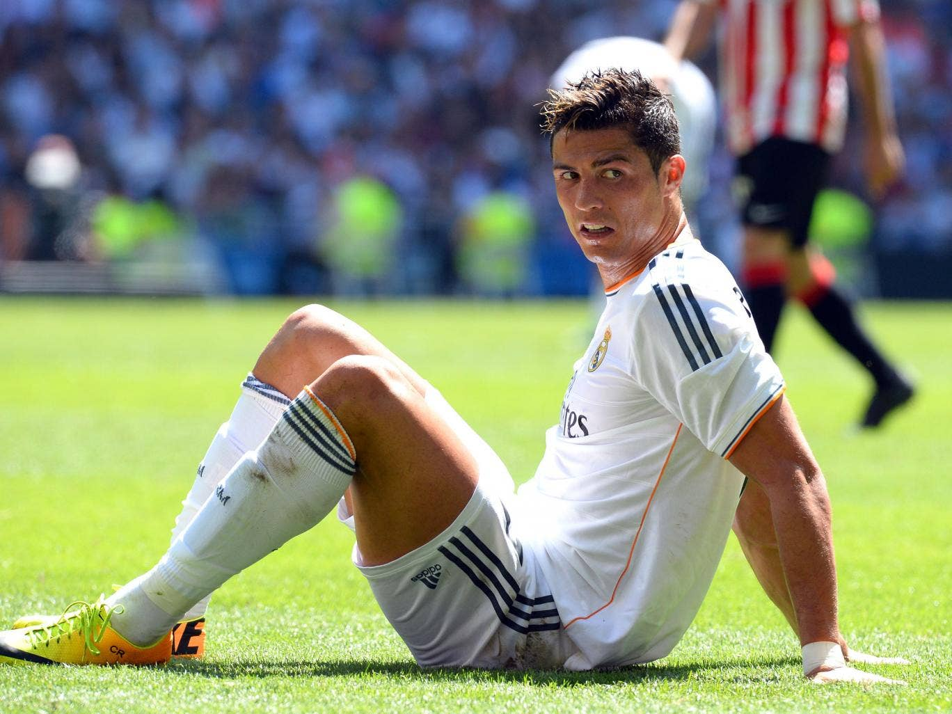 Cristiano Ronaldo has admitted his anger at Mesut Ozil's sale from Real Madrid