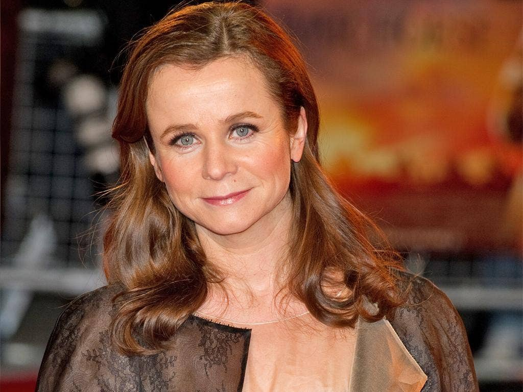 In a league of her own: Emily Watson