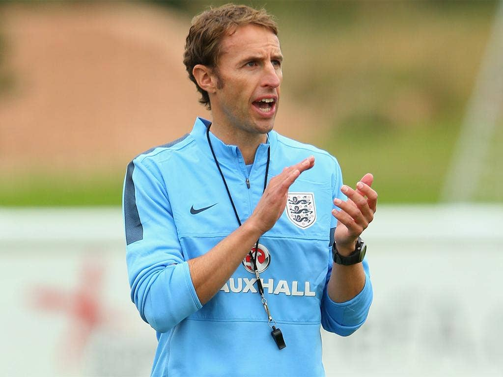 Southgate: 'Learn to win a certain way to be of use to the seniors'