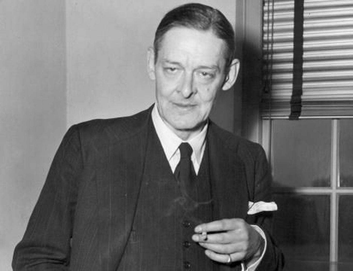 TS Eliot: The pop star's poet