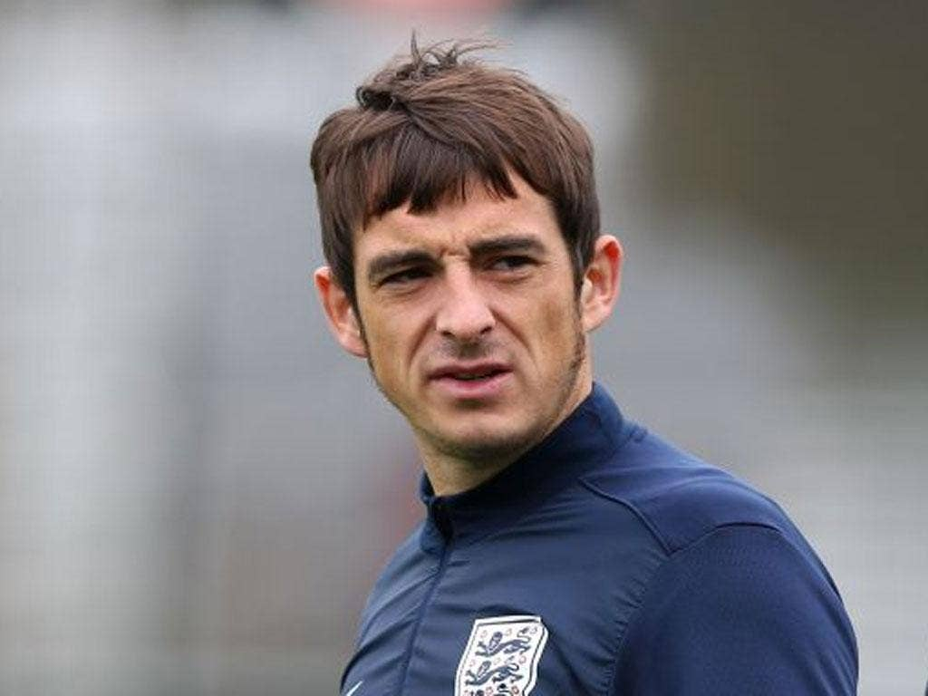 Leighton Baines: The full-back was interested  in moving to Manchester United