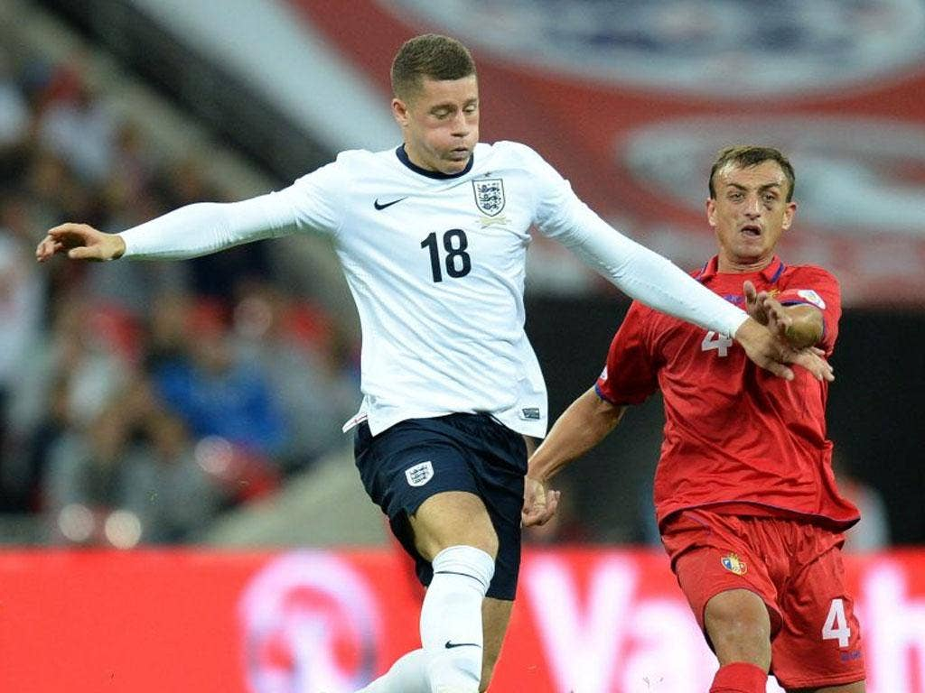 <p>Best off the bench</p> <p>ROSS BARKLEY</p>  <p>One run, turn and shot from Gerrard's pass showed glimpse of England's future. 7</p>