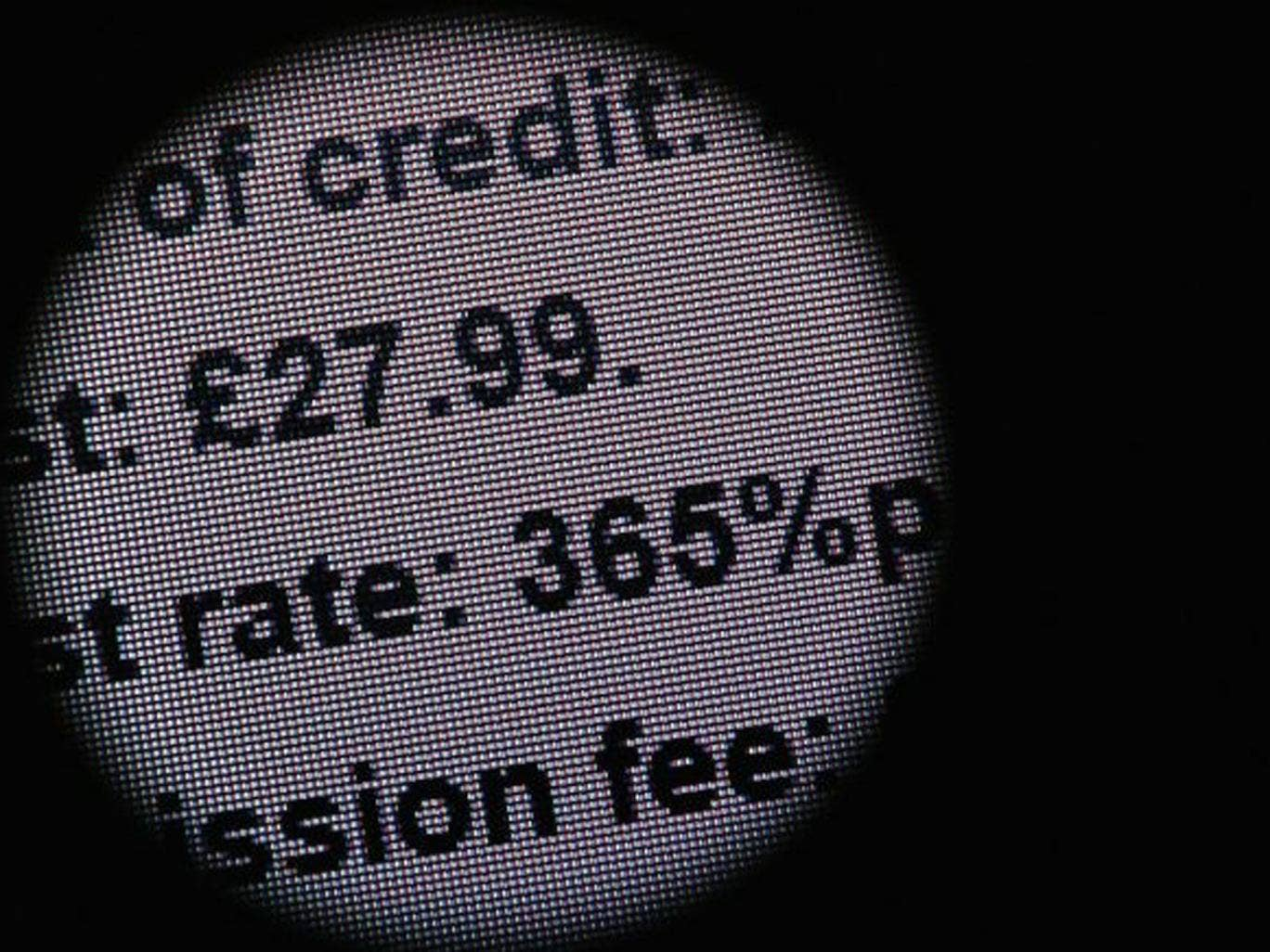 Savage circle: For all the talk of economic recovery, household debt is still on the rise and it will take years for some borrowers to get out of the red. Against this backdrop, the payday lender Wonga announced a massive rise in profits