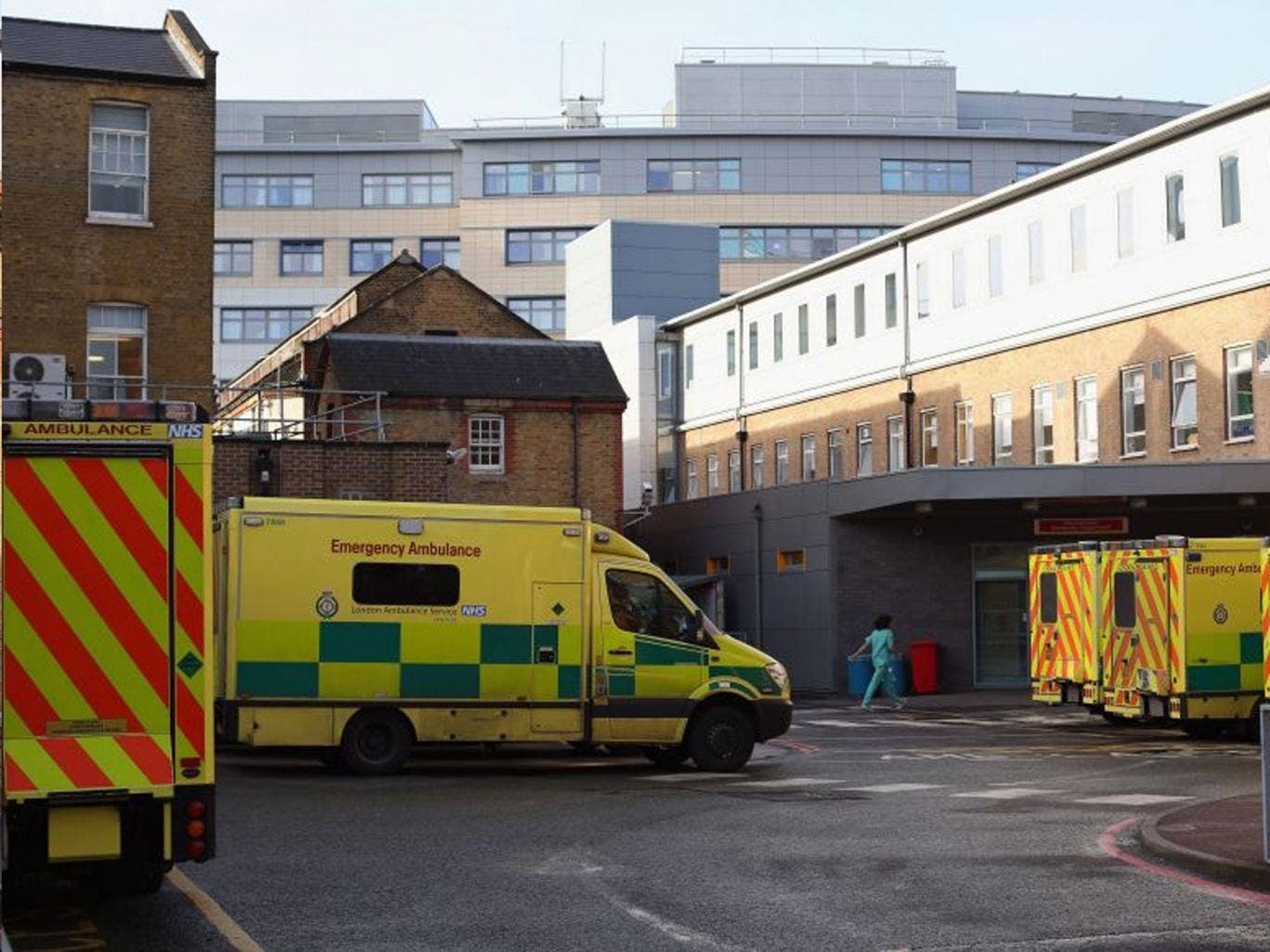 NHS survey shows targets will be missed