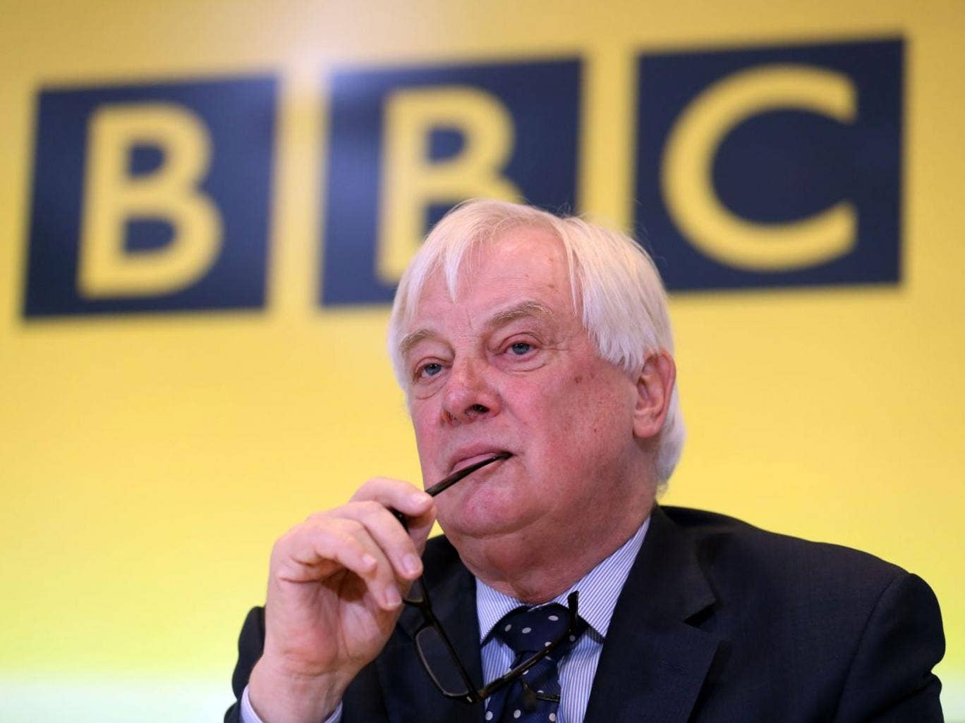 Grilled: Chris Patten, the BBC Trust's chairman, will go before the Public Accounts Committee