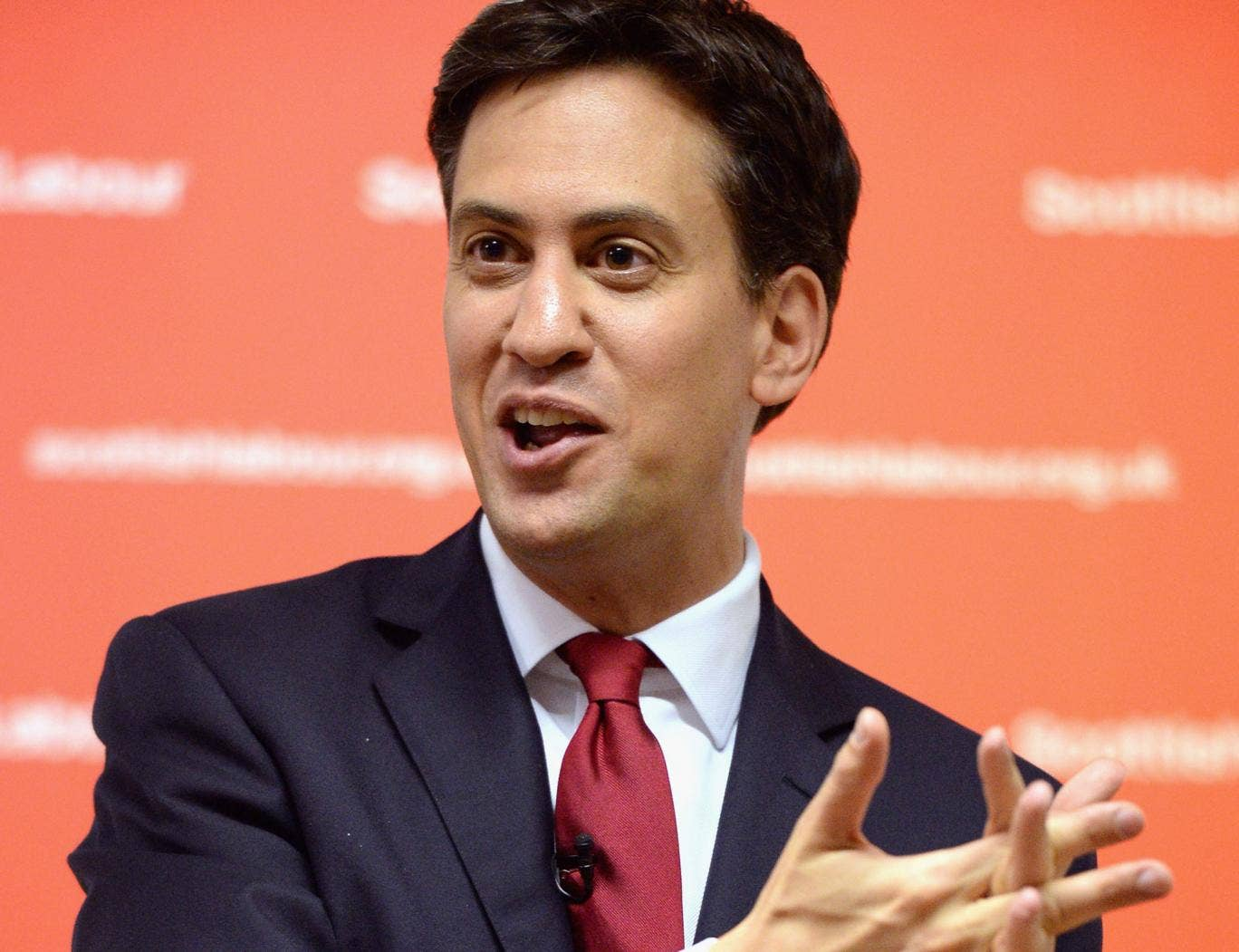 Ed Miliband wants members to opt in to joining Labour when they join a union