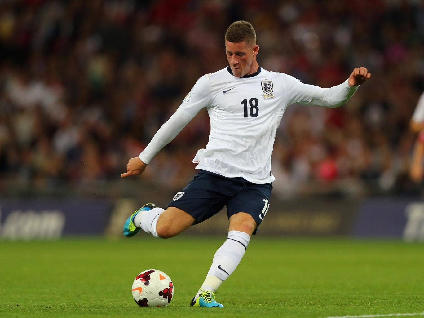19-year-old Ross Barkley was the latest youngster to make his England debut on Friday against Moldova