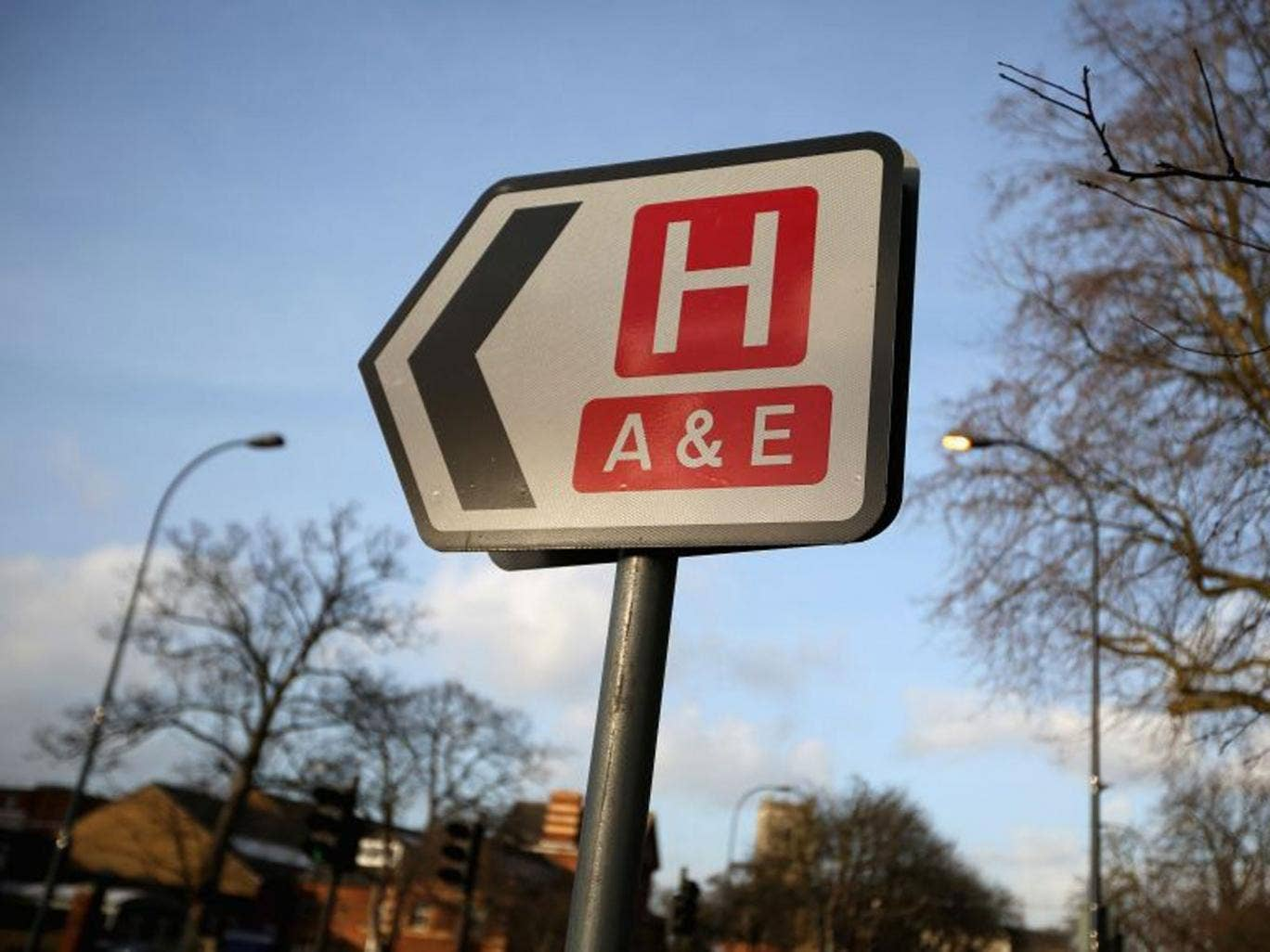 A&E departments across the country are on the 'brink of crisis' as a series of surveys reveal the extent of their problems