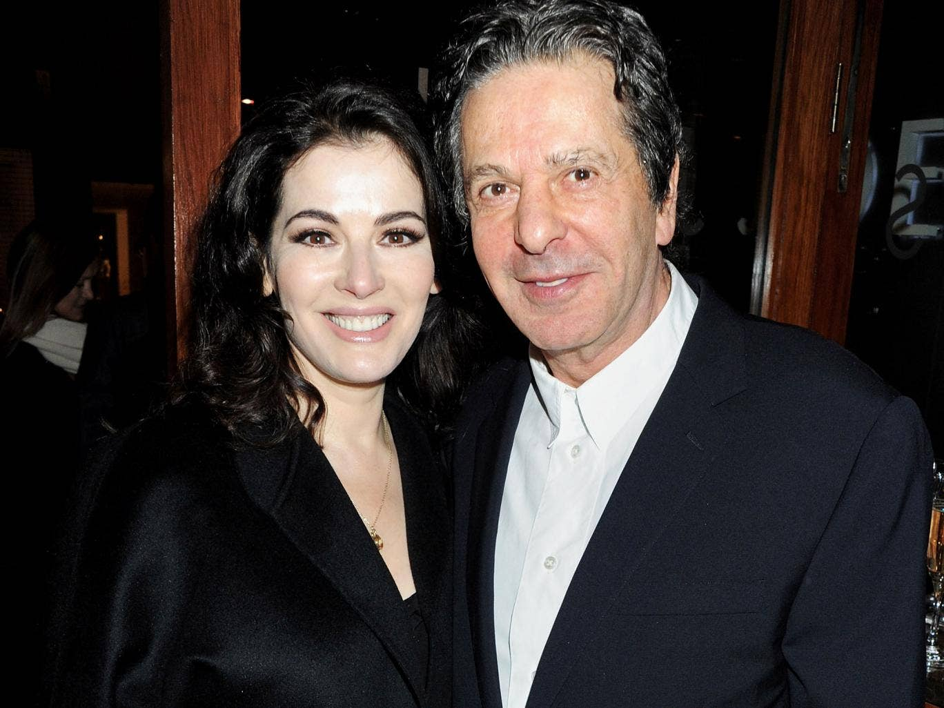 Nigella Lawson and Charles Saatchi parted in June