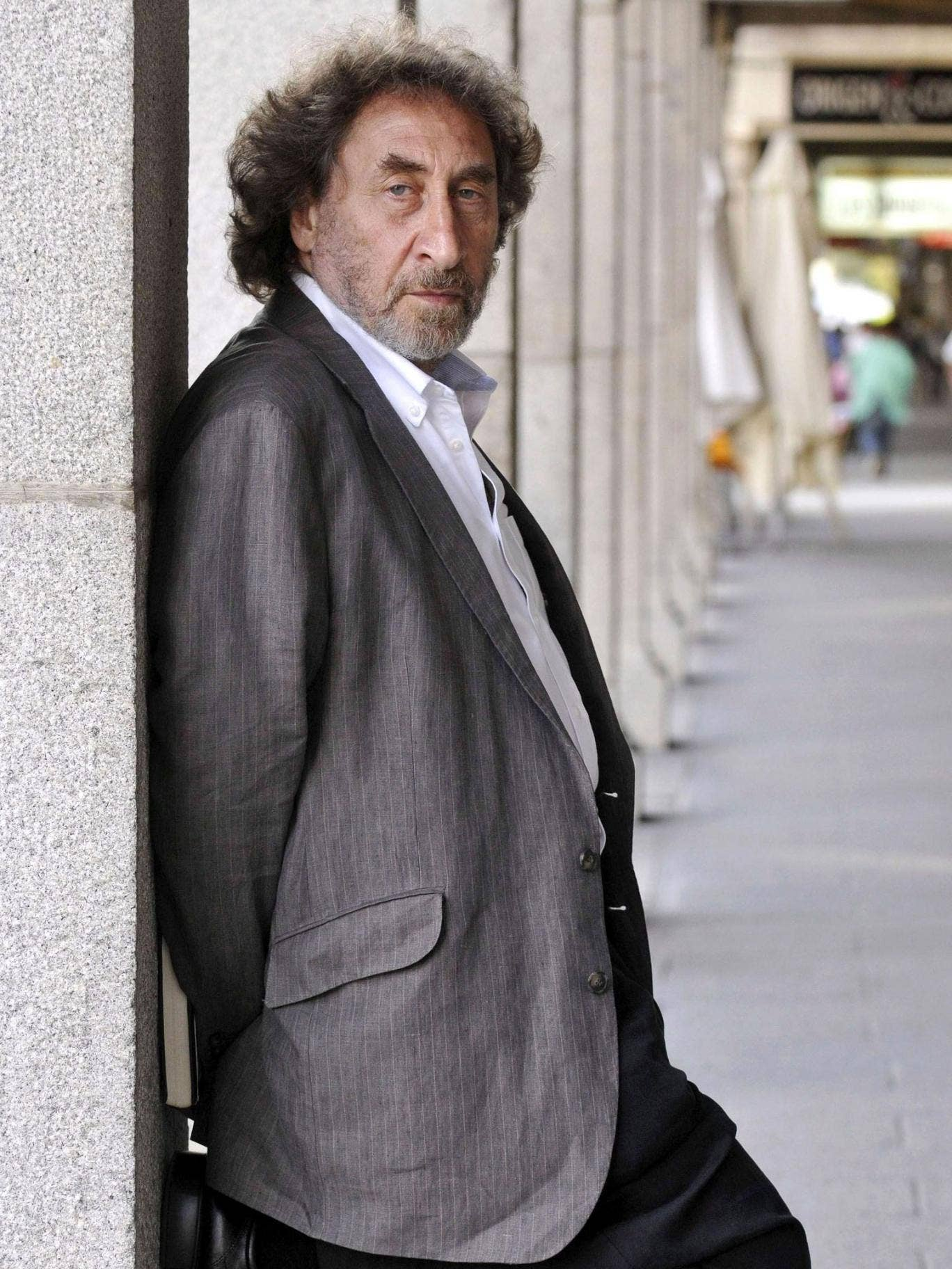 Howard Jacobson won the Man Booker Prize in 2010