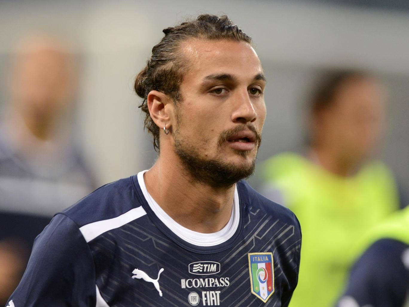 Pablo Osvaldo has spoken of his happiness at securing a move to Southampton from former club Roma